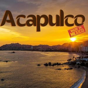 Acapulco - Made with PosterMyWall
